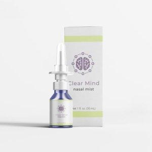 Clear Nasal Spray