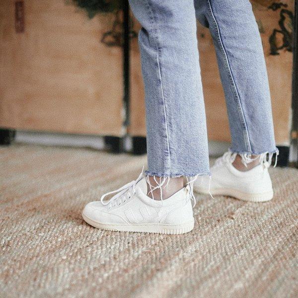 vegane Sneakers, nachhaltig