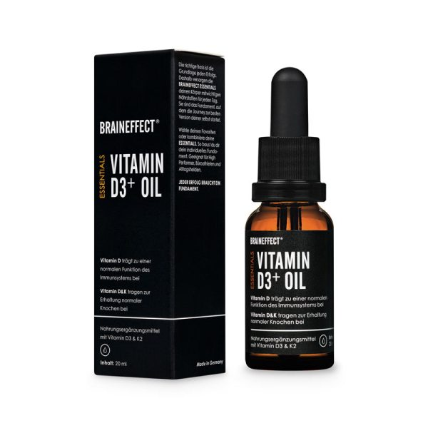 Vitamin D & K