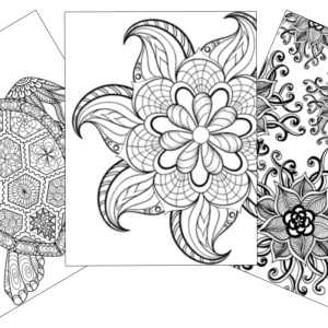 gorgeous coloring pages