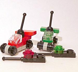 LEGO 60099-2