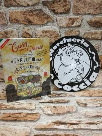 biscotti al tartufo