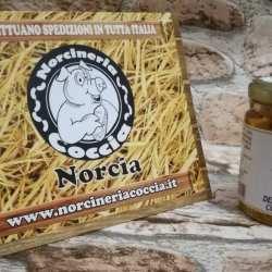 delizia di miele con tartufo
