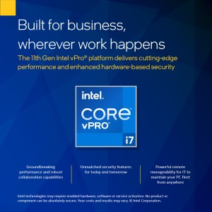 Digital Call Out: 11th Gen Intel® Core™ vPro®
