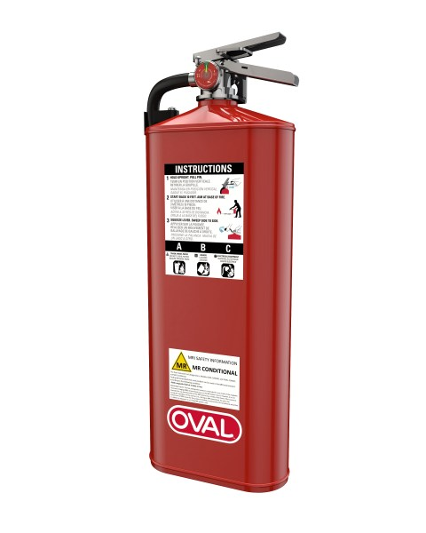 10 lb ABC Dry Chemical Fire Extinguisher - MR Conditional (10HABC-MR)
