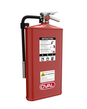10 lb ABC Dry Chemical Fire Extinguisher - MR Conditional (10JABC-MR)