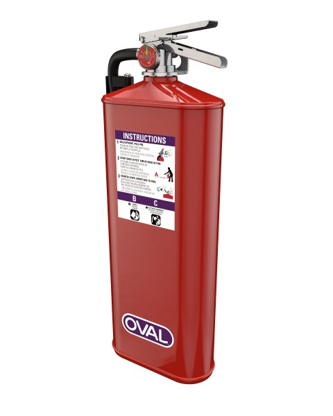 10 lb Purple K Dry Chemical Fire Extinguisher (10HPKP)
