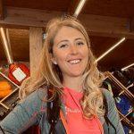 Kontaktperson Johanna Eller von der Flugschule Parafly