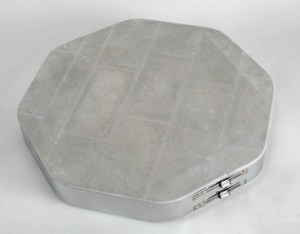 BLANK 8 SIDED LID