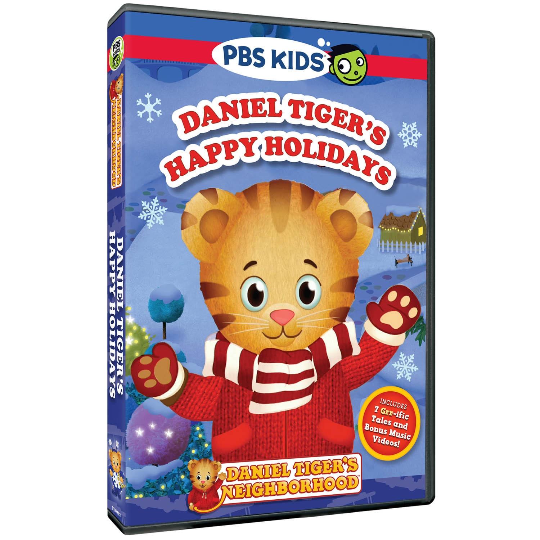 daniel tiger s neighborhood daniel tiger s happy holidays dvd