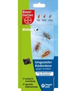 Bayer Garten Ungezieferköderdose