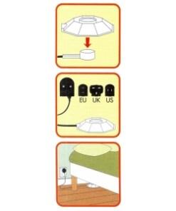 BUG DOME – Bettwanzenmonitor