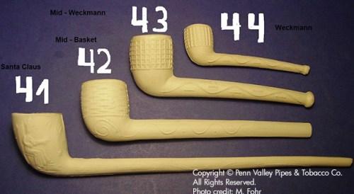 Weckmann Pipes
