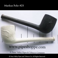 Old German Clay pipe #23
