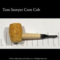 Tom Sawyer corn cob pipe