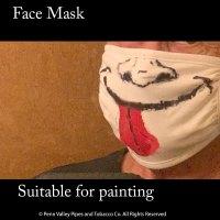 Cloth Face mask at Pipeshoppe.com