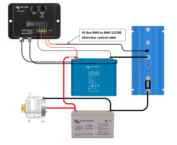 Charge Controller Diagram