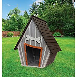 Wooden Dog House Outdoor Garden Pet Kennel The Dog Shop