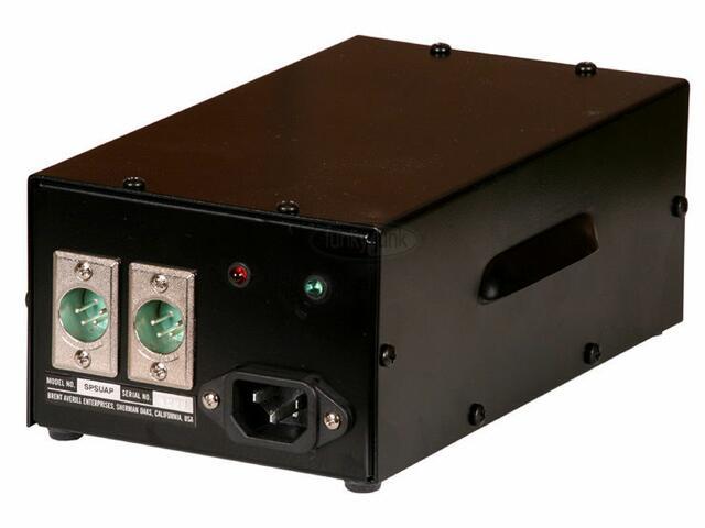 bae audio 6 slot rack 500 series mit 48v und psu