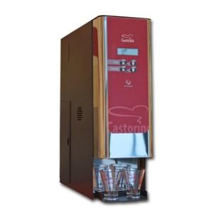 Caffé al Ginseng & Caffé Orzo Heissgetränke Dispenser