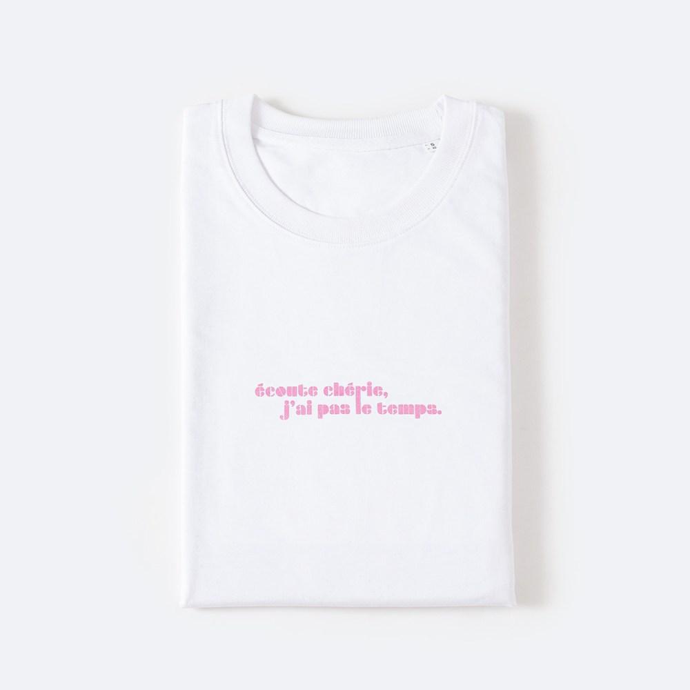 T-Shirt Vendredi sur Mer – Ecoute Chérie-1