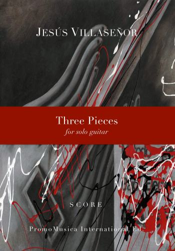 JV_Three Pieces for solo guitar COVER
