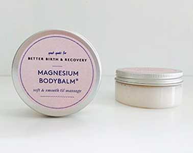 Magnesium Bodybalm Gravid
