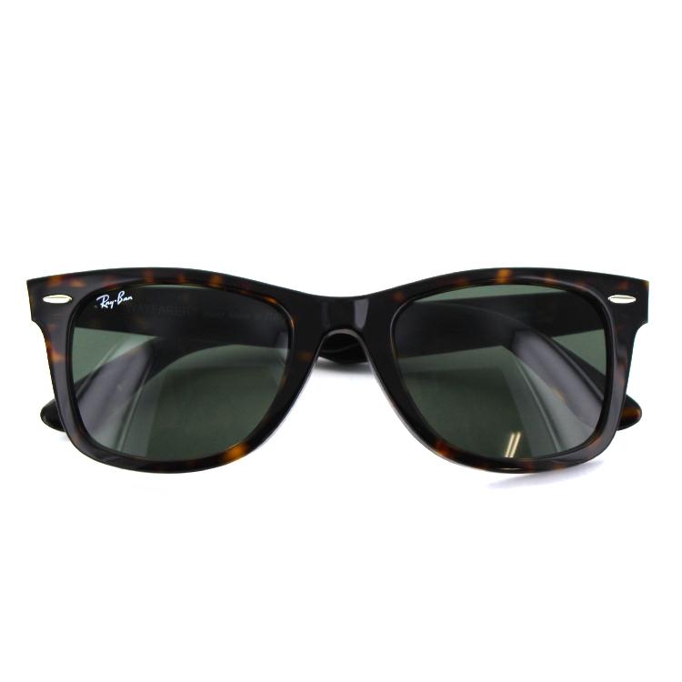 eyeone   Rakuten Global Market: Ray-Ban RayBan 2140F-902-52 sunglasses new UV Wayfarer logo fit tortoiseshell pattern retro brand new real case ...