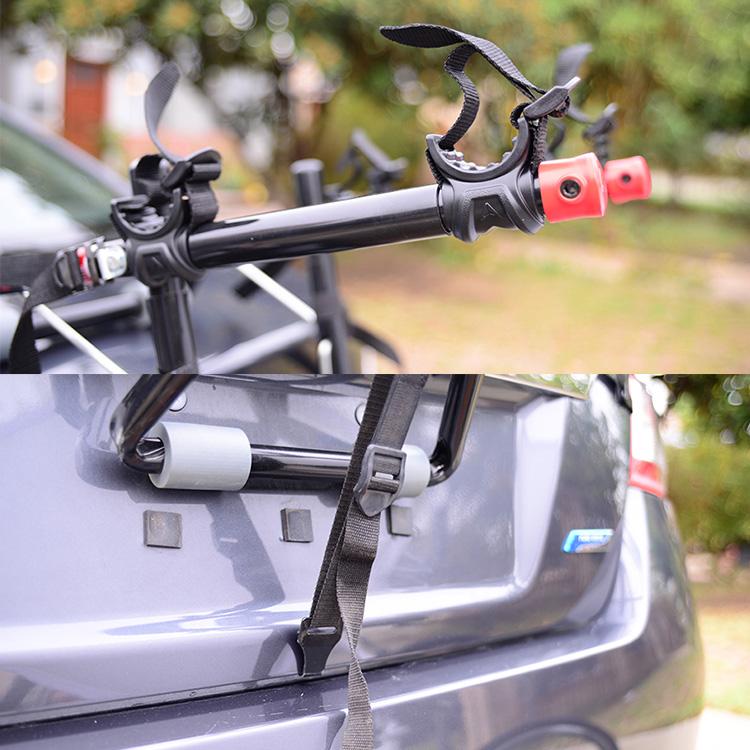 allen sports bike rack rubber straps