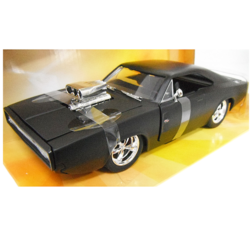 Fujimi Cc Fast And Furious 7 Dom S 1970 Dodge Charger R T Matte