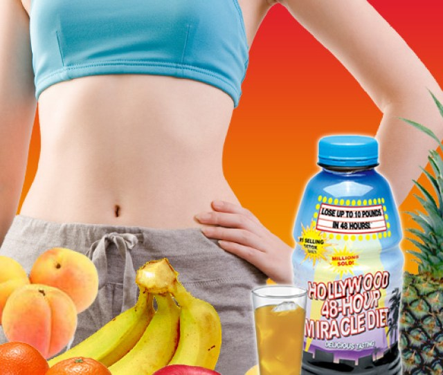 Hollywood  Hour Miracle Diet Pmar
