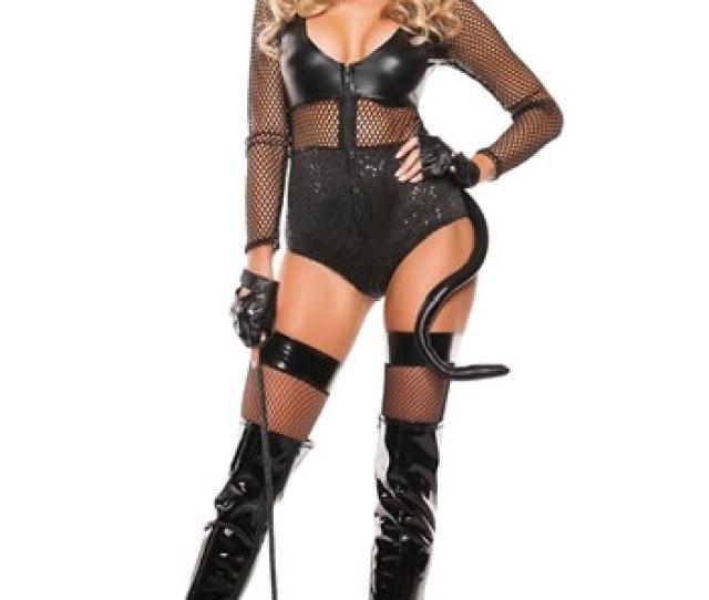 Sexy Cat Girl Costume