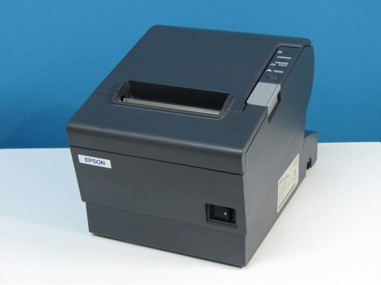 Epson Tm T88iv Tmt884p871 M129h 80mm Thermal Receipt Printer Parallel
