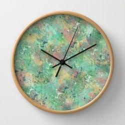 tea-garden-clock