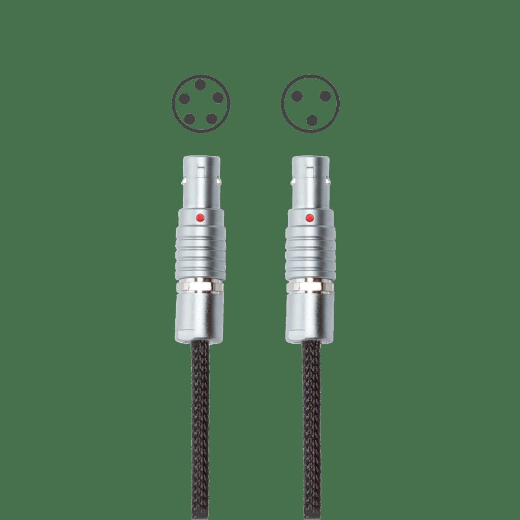Fingerwheel Controller Flexcable 50 Redrock Micro