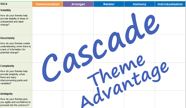 Cascade Connection -Issue 19