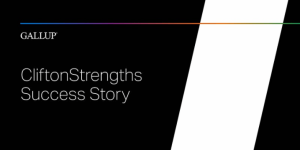 Gallup Strengths Success Story