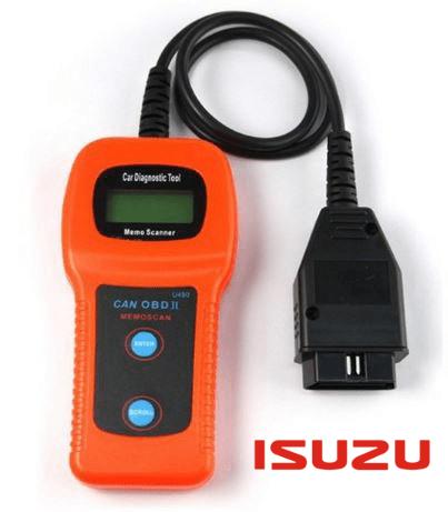 Isuzu fault scanner
