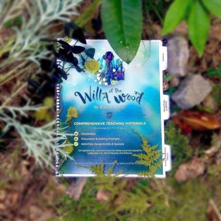 Teacher Gift Kit - Willa of the Wood