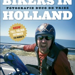 Bikers in Holland
