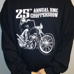 25th RMC Choppershow Sweater