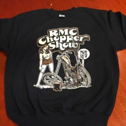 27th RMC Choppershow Sweater