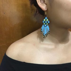 hop_Naga_Jewellery_Necklace_Earring_Blue