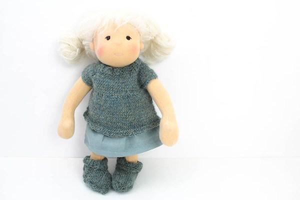 Neve 30 cm Rabauke Puppe