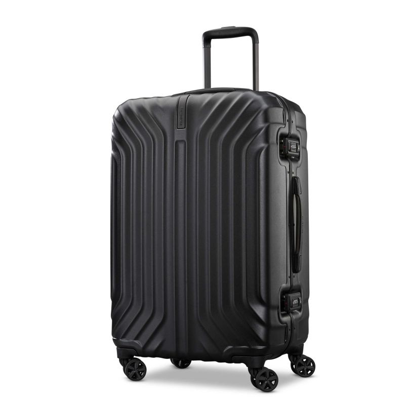 Samsonite Tru Frame 25 Spinner In The Color Phantom Black