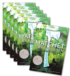 Guided Reading Set Level R Hatchet By