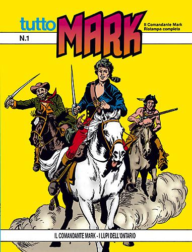 Risultati immagini per Il Comandante Mark