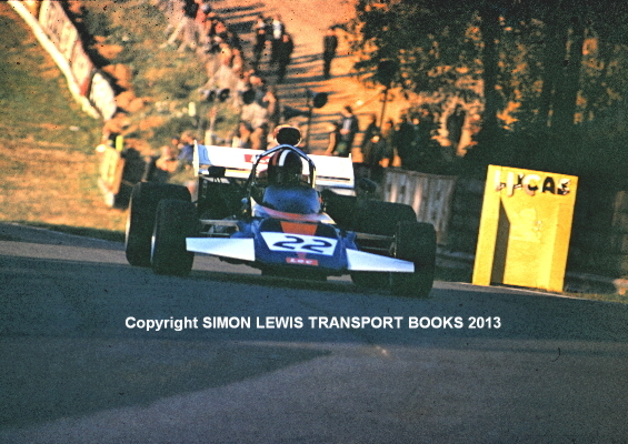 CONNEW F1 David Purley 1972 Brands Hatch Victory Race 7x5