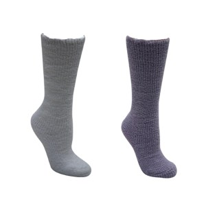 "Men's 9"" Rayon from Bamboo 6 Pair Sock Pack"