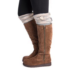 Women's 1-Pair Heart Boot Toppers